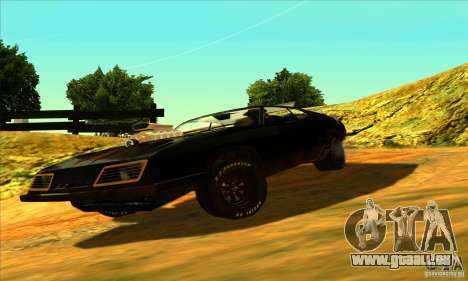 Ford Falcon 351 GT (XB) pour GTA San Andreas