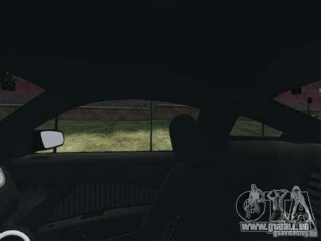 Ford Mustang GT 2013 pour GTA 4 est un côté