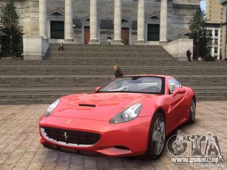 Ferrari California 2009 pour GTA 4