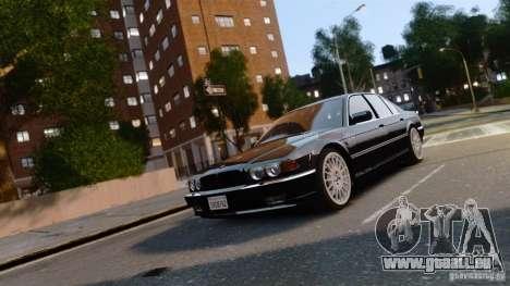 BMW 740I 1998 pour GTA 4