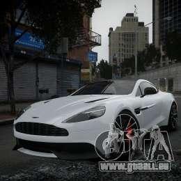 Aston Martin Vanquish 2013 für GTA 4