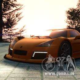 Gumpert Apollo Sport 2011 v2.0 für GTA 4