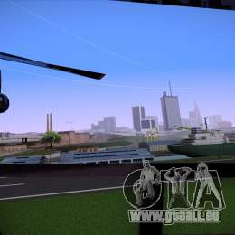 First Person Mod v2 für GTA San Andreas her Screenshot