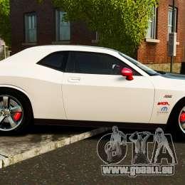 Dodge Challenger SRT8 392 2012 ACR [EPM] pour GTA 4 est une gauche