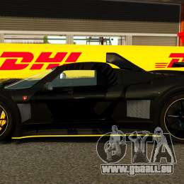 Gumpert Apollo Enraged 2012 für GTA 4 linke Ansicht