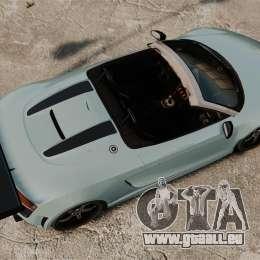 Audi R8 Spider Body Kit pour GTA 4 est un droit