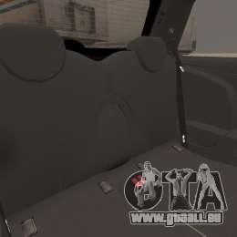 Mini Cooper S v1.3 pour GTA 4 est un côté
