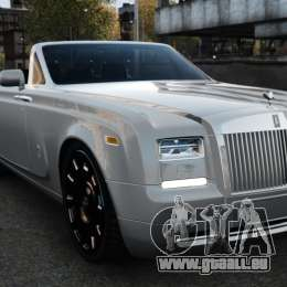 Rolls-Royce Phantom Convertible 2012 für GTA 4
