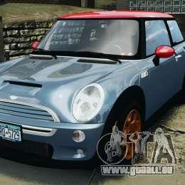 Mini Cooper S v1.3 pour GTA 4