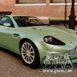 Aston Martin Vanquish 2001 für GTA 4