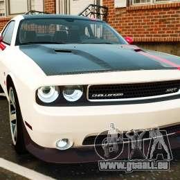 Dodge Challenger SRT8 392 2012 ACR [EPM] pour GTA 4