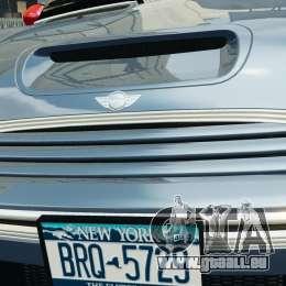 Mini Cooper S v1.3 pour GTA 4 est une vue de dessous
