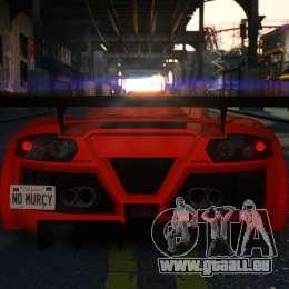 Gumpert Apollo Sport 2011 v2.0 für GTA 4 hinten links Ansicht