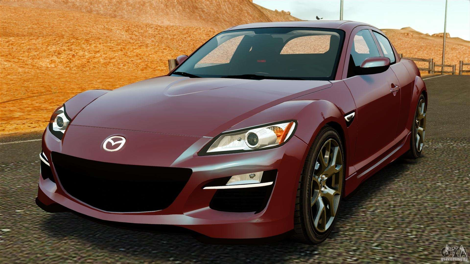 mazda rx 8 r3 2011 f r gta 4. Black Bedroom Furniture Sets. Home Design Ideas