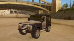 Land Rover Defender Sheriff