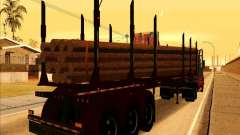 Anhänger, Western Star Trucks 4900