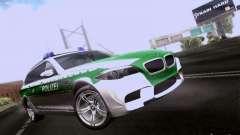 BMW M5 Touring Polizei für GTA San Andreas