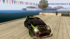 Ford Fiesta Gymkhana 3