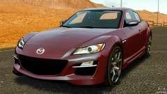 Mazda RX-8 R3 2011