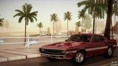 Shelby GT500 428 Cobra Jet 1969