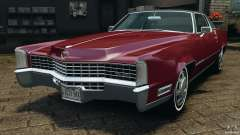 Cadillac Eldorado 1968