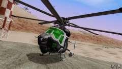 AH-2 Сrysis 50 C.E.L.L. hélicoptère