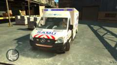 Mercedes-Benz Sprinter Ambulance