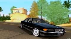 BMW 730i E38 FBI