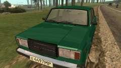 VAZ 2107 1988 pour GTA San Andreas
