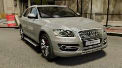 Audi Q5 Chinese Version pour GTA 4