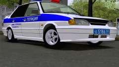 VAZ-2115-Polizei