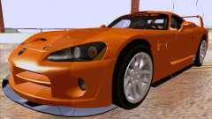 Dodge Viper GTS-R Concept
