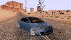 Kia Cerato Coupe 2011