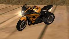 Bajaj Pulsar 620 Custom pour GTA San Andreas