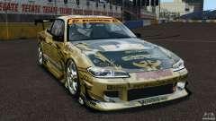 Nissan Silvia S15 D1GP TOP SECRET