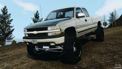 Chevrolet Silverado 2500 Lifted Edition 2000