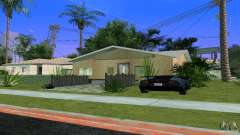 Neue Texturen Haus in Los Santos Denis
