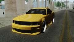 Ford Mustang GT Lowlife für GTA San Andreas