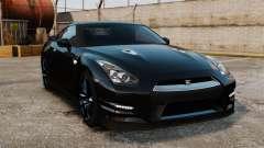 Nissan GT-R Black Edition (R35) 2012