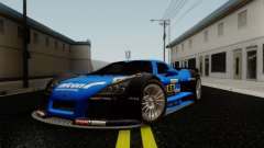 Gumpert Apollo 2005 für GTA San Andreas