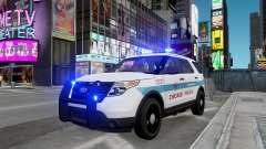 Ford Explorer Chicago Police 2013 pour GTA 4
