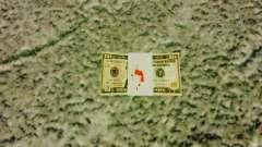 USA-Banknoten im Nennwert von $ 10