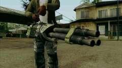 Minigun aus Duke Nukem Forever