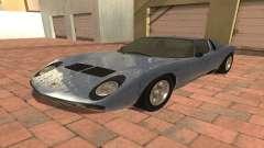 Lamborghini Miura P400 SV 1971 V1.0