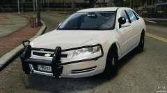 Chevrolet Impala Unmarked Detective [ELS]