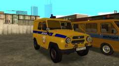UAZ 3151 Police
