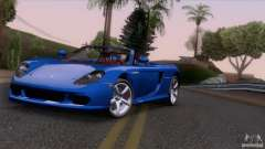Porsche Carrera GT Custom