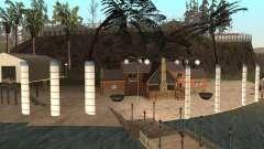 Villa in der Fischerei-Lagune