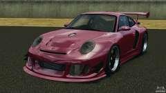 Porsche 997 GT2 Body Kit 2
