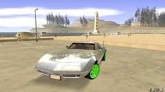 Chevrolet Corvette Stingray Monster Energy
